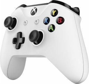 $39.99(原价$59.99)Microsoft Xbox One 无线手柄(黑白双色可选)