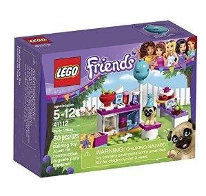 $3.99 LEGO Friends Party Cakes 41112