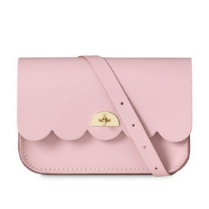 Dusky Rose Small Cloud Bag | The Cambridge Satchel Company