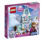 $31.99 LEGO Disney Princess Elsa's Sparkling Ice Castle 41062