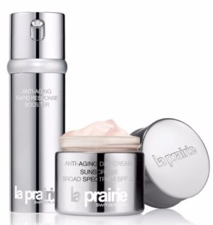 $425  ($530 Value) with La Prairie Anti-Aging Day Essentials @ Saks Fifth Avenue