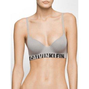 seamless bra   Calvin Klein