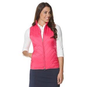 Women's Puffer Vest | Callaway