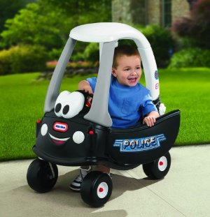 $33.15 Little Tikes Cozy Coupe Tikes Patrol, Ride-On