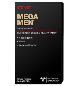 GNC Mega Men®, 90 count