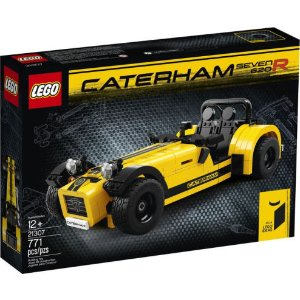 21307 LEGO ® LEGO Ideas Caterham 7 | 673419267885 | Item | Barnes & Noble®