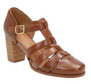 Clarks Ciera Gull T Strap Women's Sandal