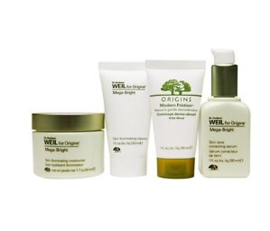 DR. ANDREW WEIL FOR ORIGINS Mega-Bright Bundle ($116 Value!)