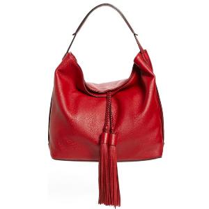 Rebecca Minkoff 'Isobel' Tassel Leather Hobo | Nordstrom