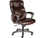 Staples 28360 Tarington Bonded Leather Managers Chair