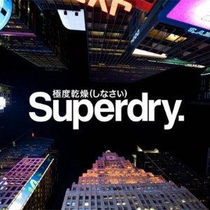 Up to 40% Off Selected Women's Superdry Sweatshirt Sale @ Amazon.co.uk