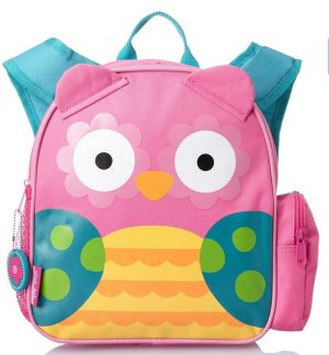 Stephen Joseph Little Boys' Mini Sidekick Backpack