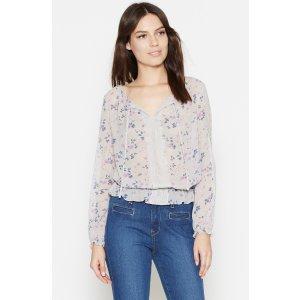 Women's Grazia Silk Blouse made of Silk | Women's Sale by Joie