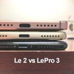 818深度绑定Google的Le Pro3手机