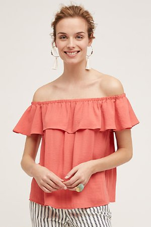 20% Off Full-price Tops @ anthropologie