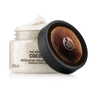 Body Scrub - Natural Coconut Oil Exfoliator | The Body Shop ®