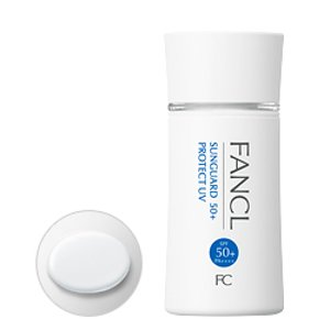 Fancl SunGard 50 + a protection UV (for Sun protection milk) SPF 50 + PA++++ 60 mL