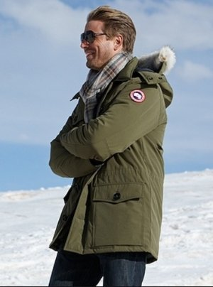 Up to $600 Reward Card with Canada Goose Men Clothes @ Bloomingdales