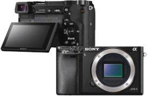 As low as 398.00 Sony Alpha a6000 Mirrorless Camera Body only/ bundle
