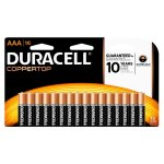 16-Pack Duracell Coppertop Batteries (AA/AAA)