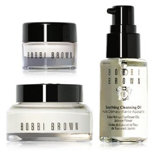 2 of Bobbi Brown Skincare on the Fly Travel Set($128 value)