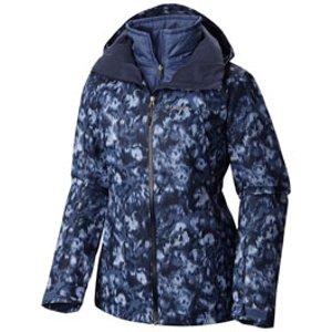 Columbia Whirlibird Omni-Heat Plus Size Interchange Jacket - Women's