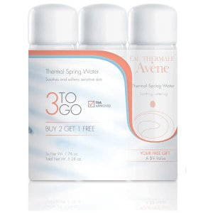 Avene Thermal Spring Water 3-to-Go Kit - Skinstore