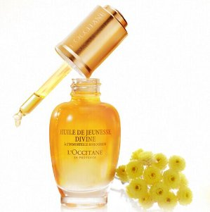 Free Divine Youth Oil Deluxe Trial With any Order + $5 off $30 and Free Shipping @ L'Occitane