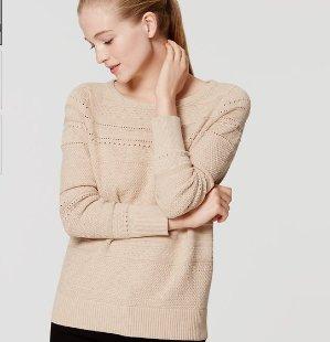 Select Sweaters @ LOFT