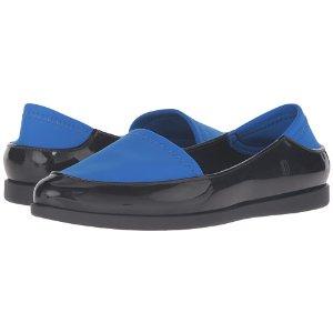 Melissa Shoes Space Sport Black/Blue - 6pm.com
