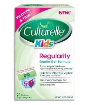 $13.19 Culturelle Kids Regularity Supplements, 24 Count