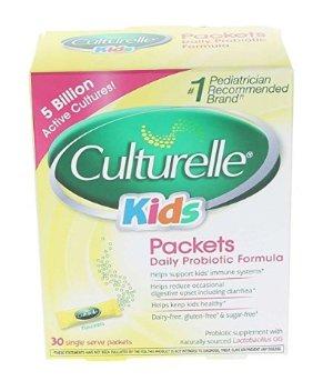 $15.5Culturelle Probiotics for Kids Packets, 30 Count