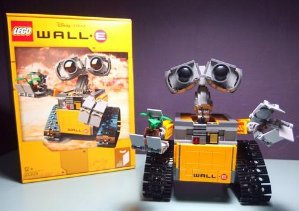 $49.99 LEGO Ideas Wall-E 21303