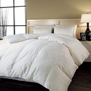 As Low As $149.99Blue Ridge Hungarian White Goose 700TC Down Comforter