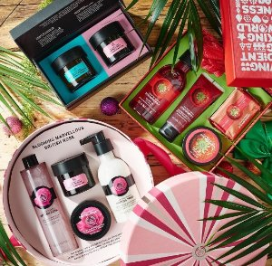 Up to 50% OffGift Sets @The Body Shop