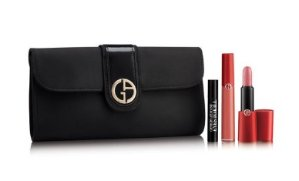 $60 LIMITED EDITION HOLIDAY LIP SET @ Giorgio Armani Beauty