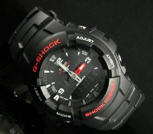 Casio G-Shock Men's G100-1BV