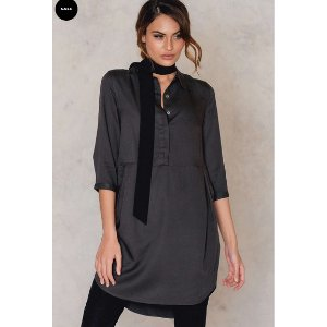 Darby Shirt Dress