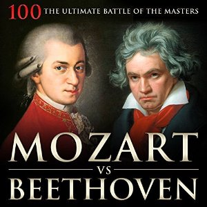$0.99Mozart vs Beethoven: 100 the Ultimate Battle of the Masters