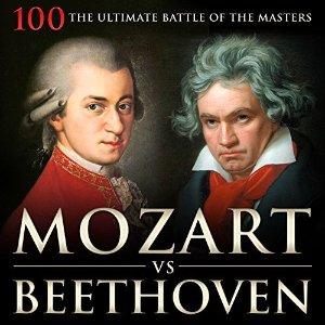 $0.99预定Mozart vs Beethoven: 100 the Ultimate Battle of the Masters 数字专辑