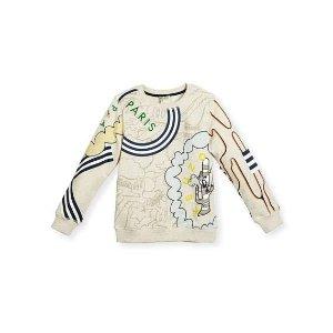 Kenzo Balzac 卫衣, Size 4-6