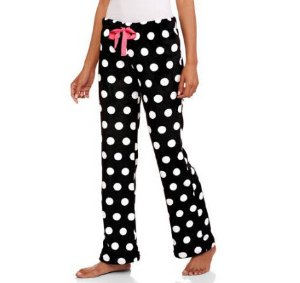 $4Body Candy Juniors' Luxe Plush Sleep Pants