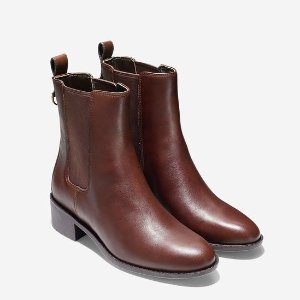 Daryl Short Waterproof Boot (40mm) @ Cole Haan