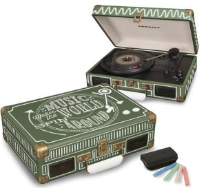 $34.98 Crosley Radio 'Cruiser' Chalkboard Finish Turntable (Nordstrom Exclusive) @ Nordstrom
