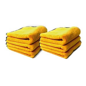 $9.75 Chemical Guys MIC50612 Professional Grade Premium Microfiber Towels
