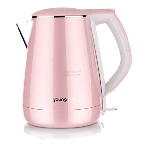 JOYOUNG Princess Series Electric Water Kettle Pink 1.5L K15-F026M