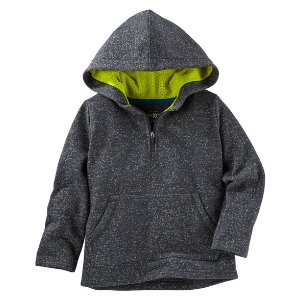 Toddler Boy Fleece Active Pullover Hoodie | OshKosh.com