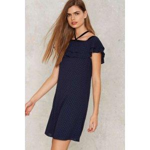 Carina Ruffle Dress