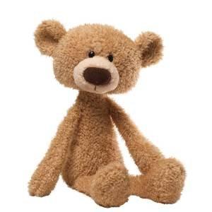 GUND Toothpick Teddy Bear