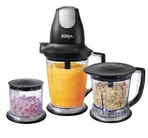 $39.99(reg.$79.99) Ninja Master Prep QB1004 Professional Blender & Food Processor